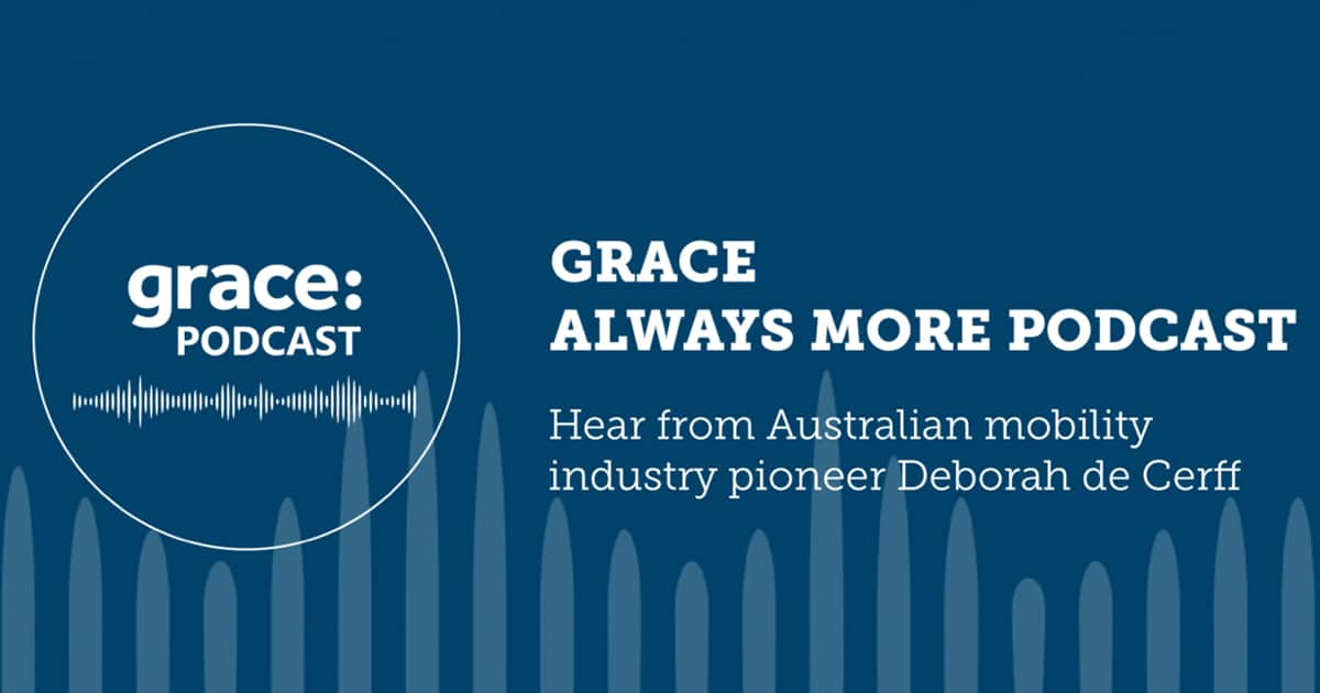 Grace and TEMI podcast